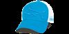 Costa Stealth Marlin Hat - Costa Blue/White