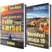 Bokpakke: Tom Hess (Norsk språk)