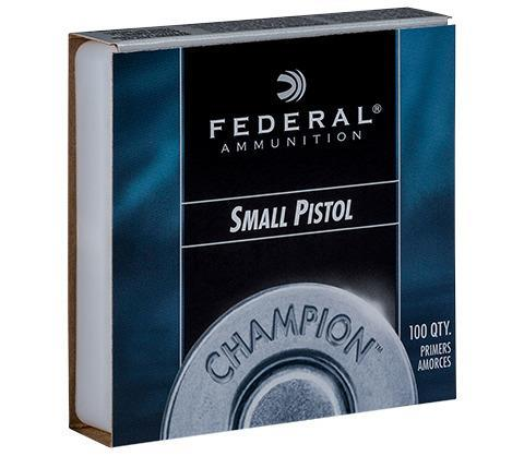 Federal Small pistol hetter 1000stk