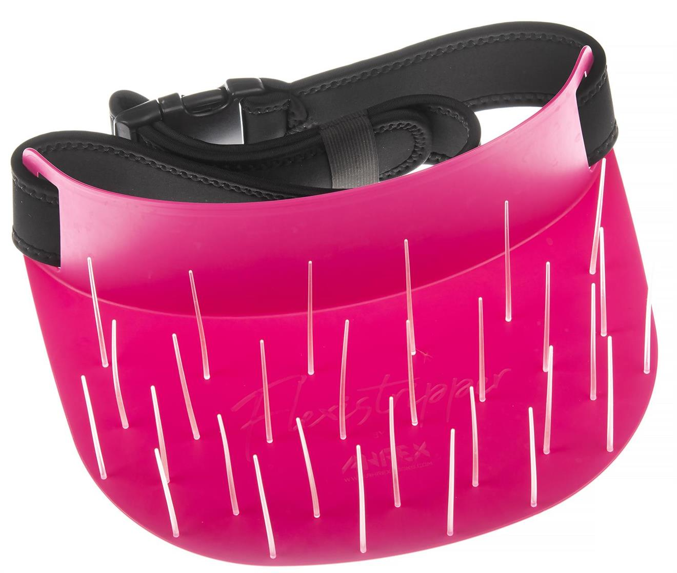 Ahrex Flexistripper - PINK with Clear Pegs w/125 cm/50 inche