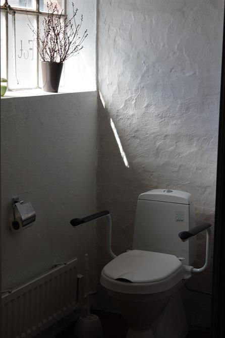 Handikappvänlig toalett