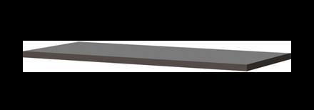 Ornö 2 stora hyllplan i grå