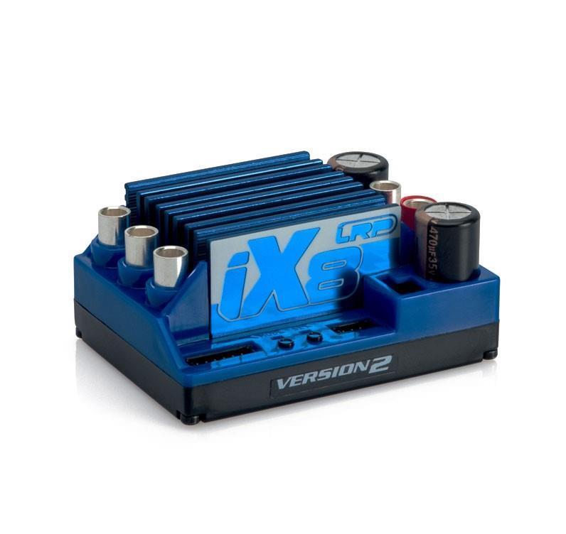 LRP - ESC iX8 V2 Brushless