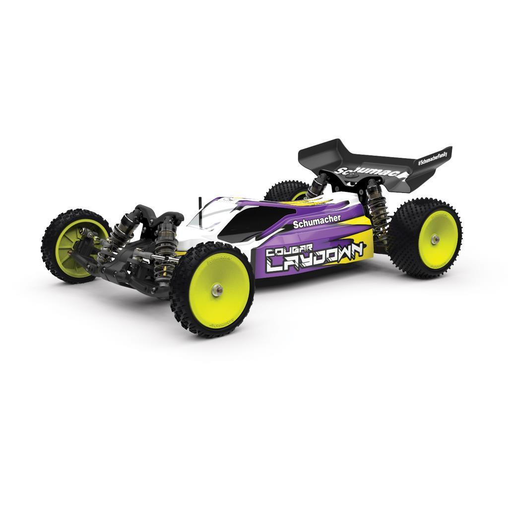 Schumacher Cougar Laydown Kit