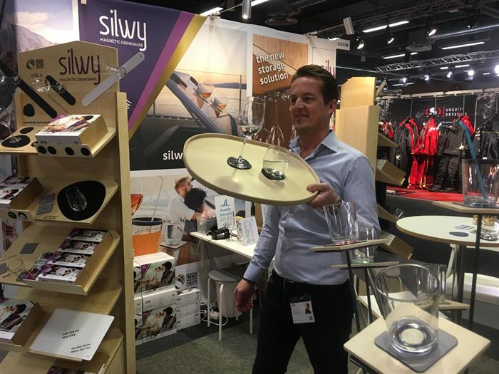 Visit us during the Boat Show Everything For The Lake - March 7-15 (Allt För Sjön)