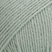 Cotton Merino - 29 Sjøgrønn UNICOLOR 50 gr