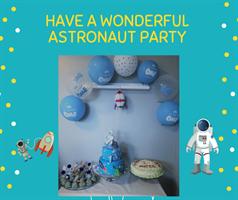Astronaut og verdensrommet