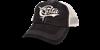 Costa Retro Trucker - black/stone