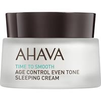 Ahava - TtS - Age Control Even Tone Sleeping Cream