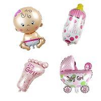 Folie - Babyshower - jente / rosa