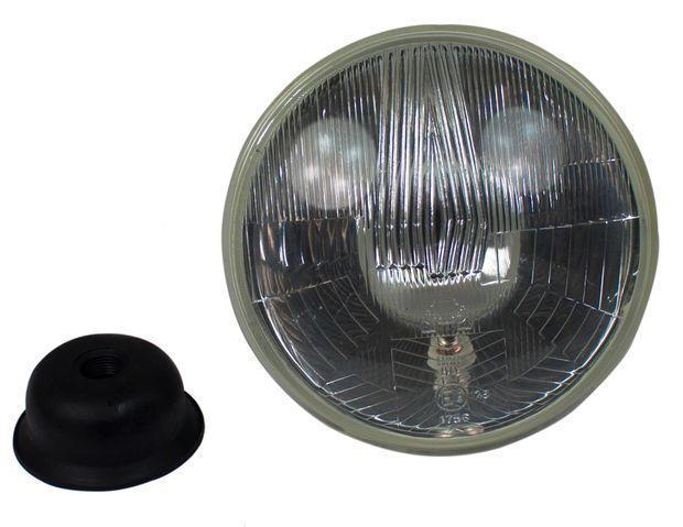 Strålkastarinsats med Parkeringsljus H4