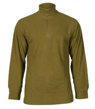 Feltskjorte - Grønn