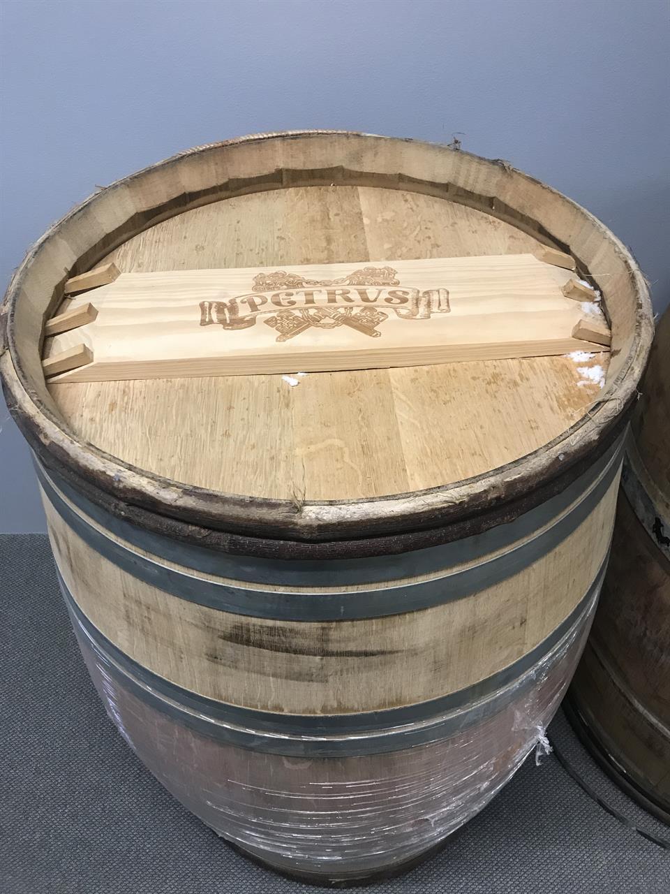 Vintønne, original Bordeaux barrique, 225 l.