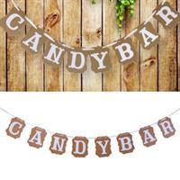 Candy Bar banner