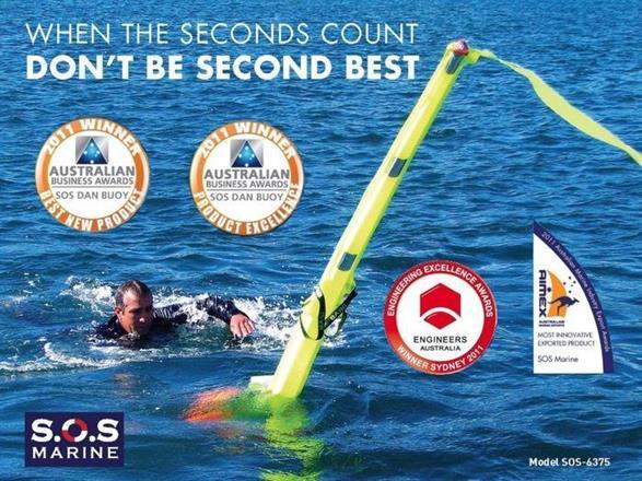 SOS Danbuoy - Award winning