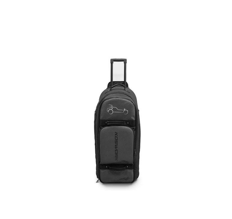 KOSWORK - RC väska på hjul