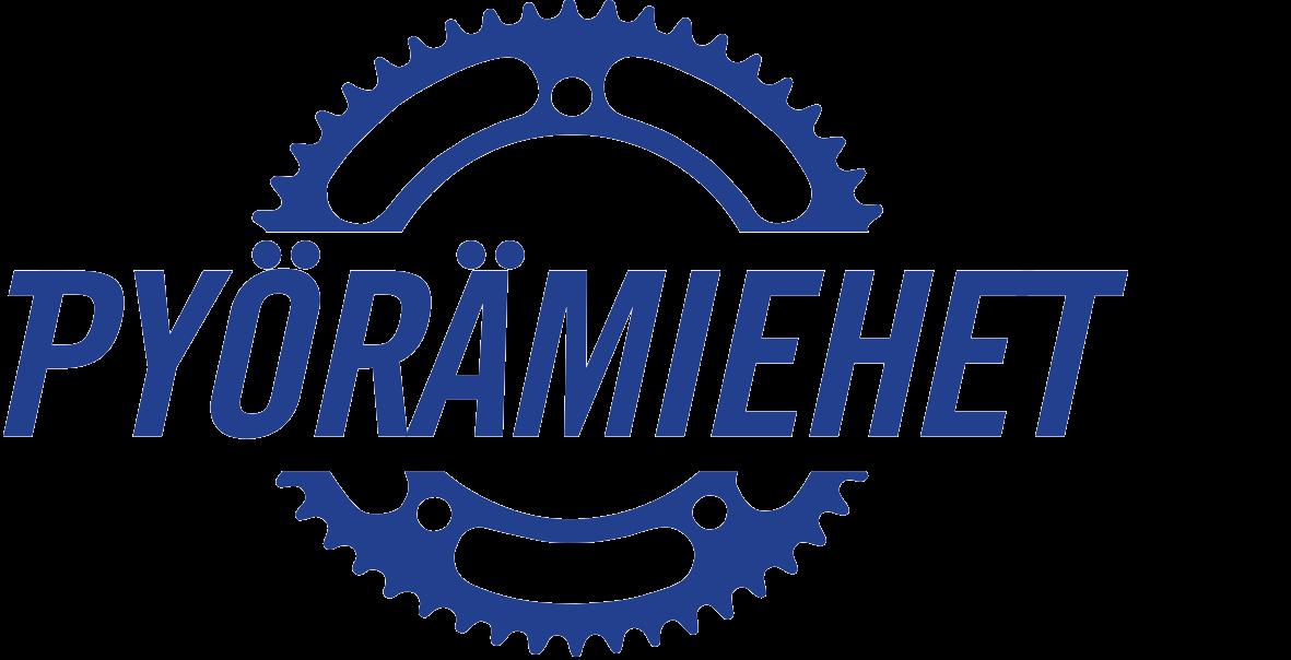 Pyörähuolto Pyörämiehet logo