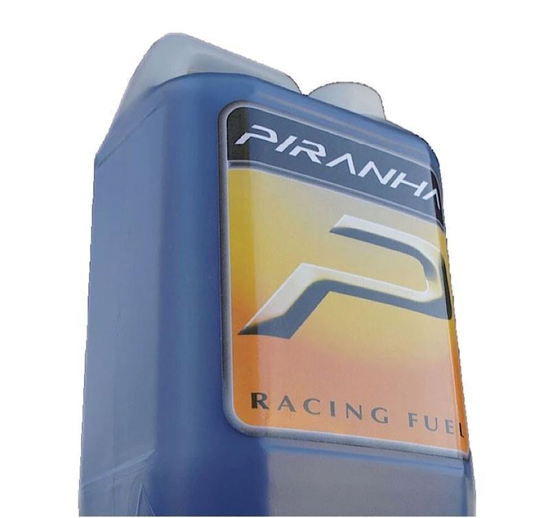 PIRANHA - Racing Bränsle 25% - 4 liter x2