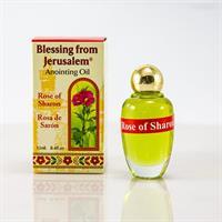 Blessing From Jerusalem - Salveolje - Rose..12ml