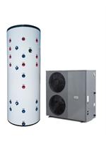 Luft/Vatten värmepumpspaket 15,9Kw