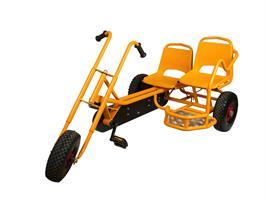 Rabo Moon-Car trike Harley 2-sits