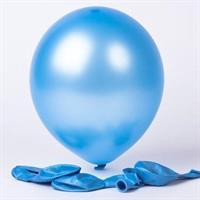 Latex - metallisk blå