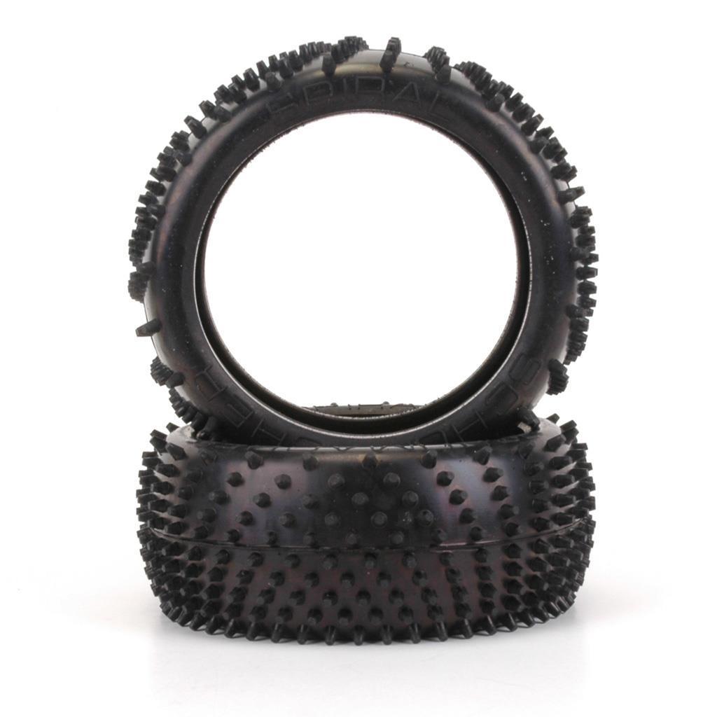 Schumacher - Spiral 1:8 Däck - Gula