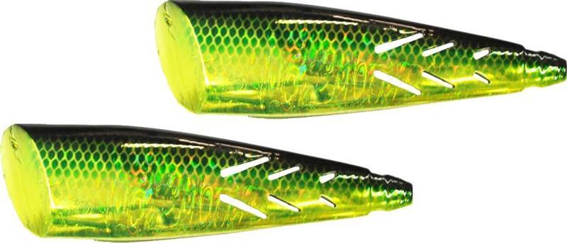 Super Bait Cut Plug 2p Chartreuse Jack