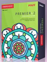 PFAFF PREMIER+2 Embroidery