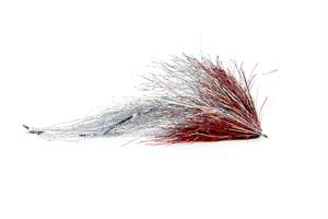 Flashabou Deceiver Red/Silver