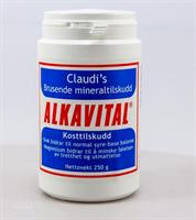 Alkavital - Brusende mineralpulver - 250 g