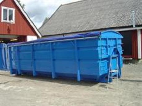 kontainerpresenning