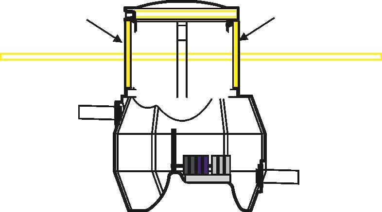 Eristepaketti kuilu D600 (BioBox korotus, SK600, PK600 kaikkikuilut D600)