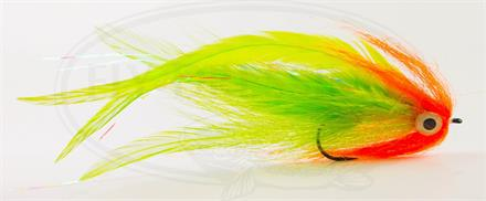 Bauer Pike Deveiver - Red & Chartreuse