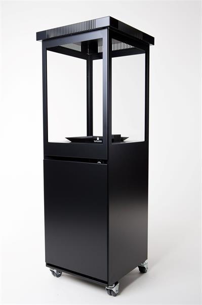 Sunwood Marino svart, naturgas