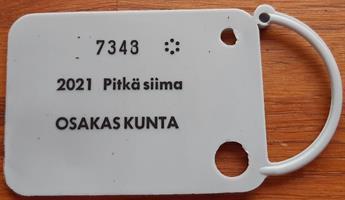 PITKÄSIIMAMERKKI KERTA