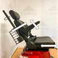 Taberg DDF081 promenadscooter röd litiumbatteri