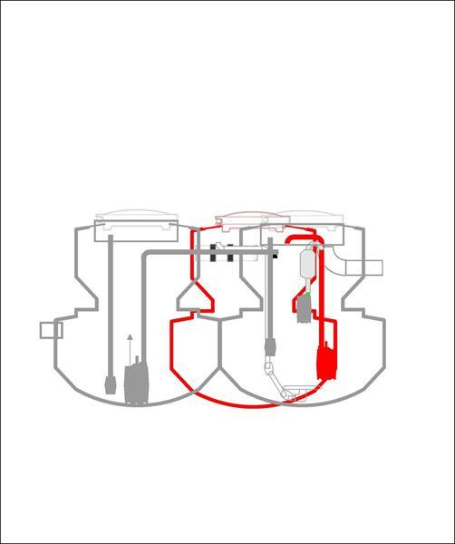 PA0.85 lietesäiliö 800 l (ST 800)
