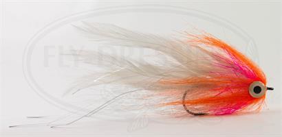 Bauer Pike Deveiver - Red & White