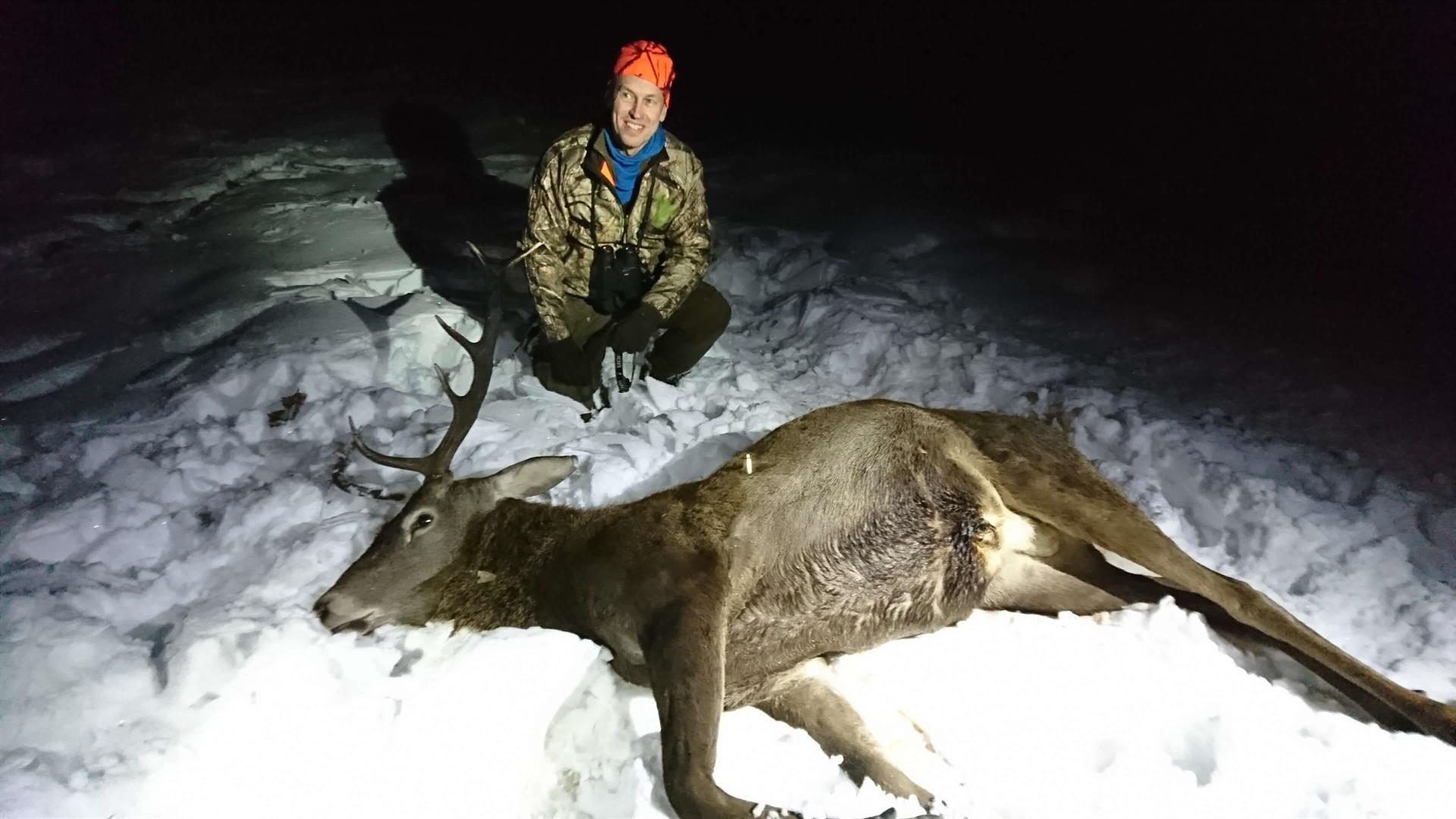Metsästysmatkat Romania syksy