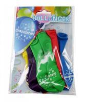 Tinka ballonger 8 pk