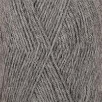 Flora - 0004 Mellomgrå MIX 50 gr