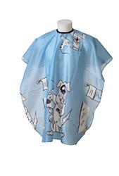Barnkappa Dog blå