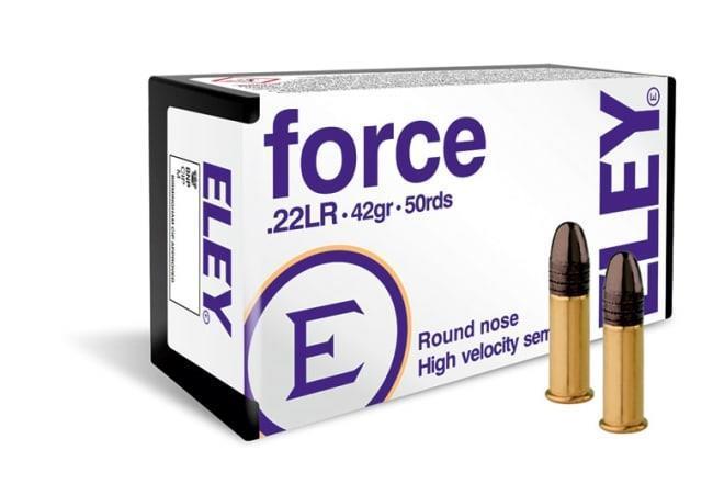 Eley Force 22 lr