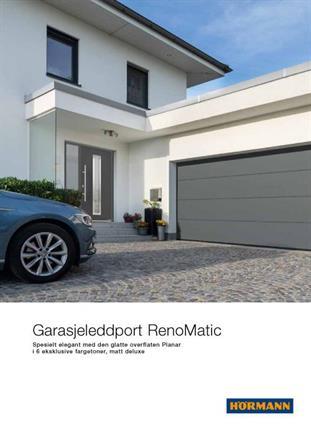 Kampanjeport RenoMatic, begrenset størrelse og utsende muligheter