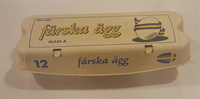 Äggkrt 12-p Färska ägg  45 st
