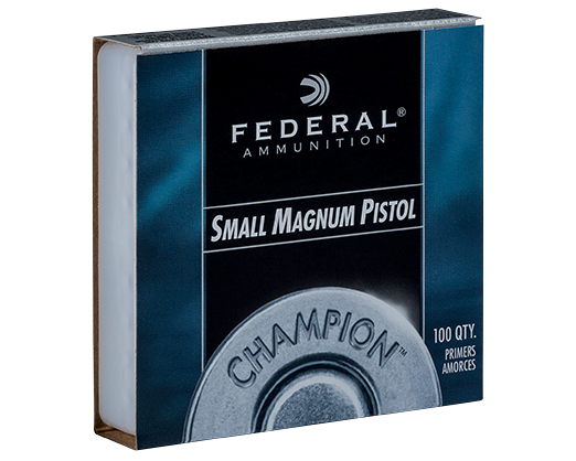 Federal small pistol mag 1000stk