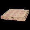 Pizzalaatikko 33x33x3,5cm