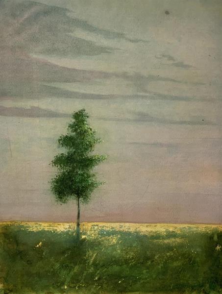 Ensamma trädet 1