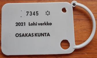 LOHIVERKKO JATKUVA